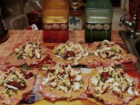 Мясо в духовке с овощами - фото шаг 9