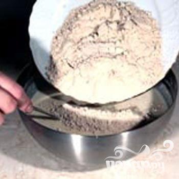 Гречневые блины (с пшеничной мукой) - фото шаг 2