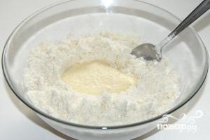 Сконы со сливочным кремом - фото шаг 6