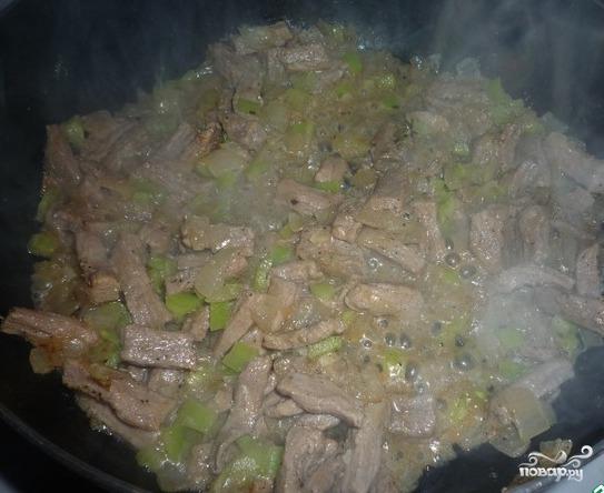 Мясо по-турецки - фото шаг 7