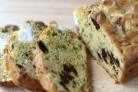 Пирог с сыром и черносливом