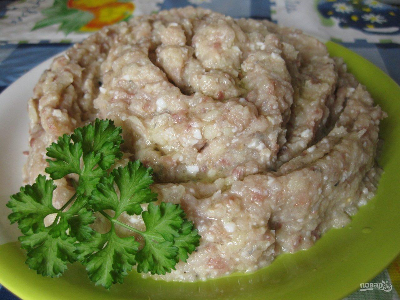 Телятина в духовке с соусом рецепт с фото