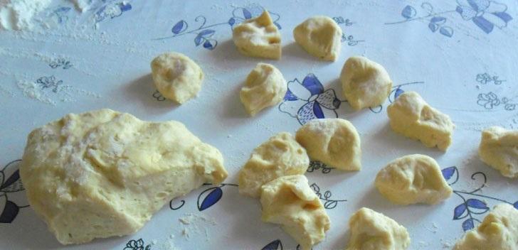 Тесто для самсы на кефире - фото шаг 5