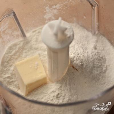 Пшеничные тортильи - фото шаг 1