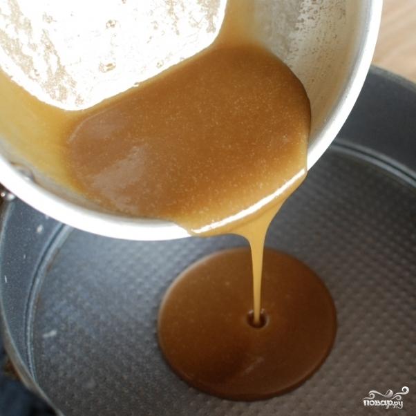 Ананасовый пирог с орехами пекан - фото шаг 4
