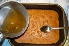 Пропитка для бисквитного торта