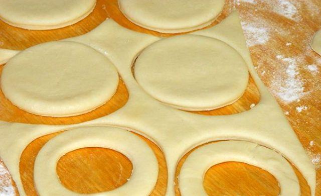 Волованы с сыром - фото шаг 5