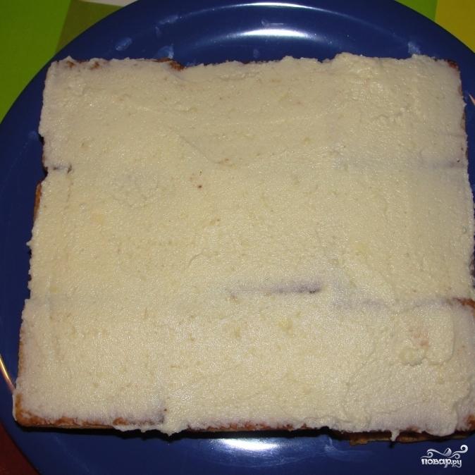 Торт без выпечки из печенья - фото шаг 3