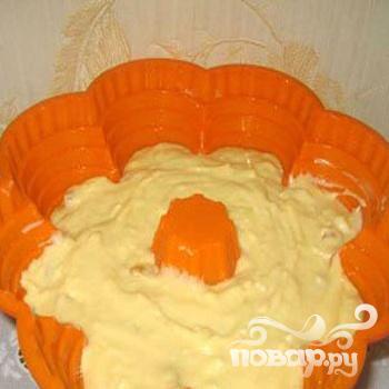 Творожный кекс с изюмом - фото шаг 4