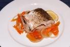 Рыба, запеченная в духовке кусочками
