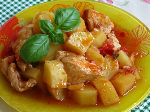 рецепт приготовления зайца в мультиварке с картофелем