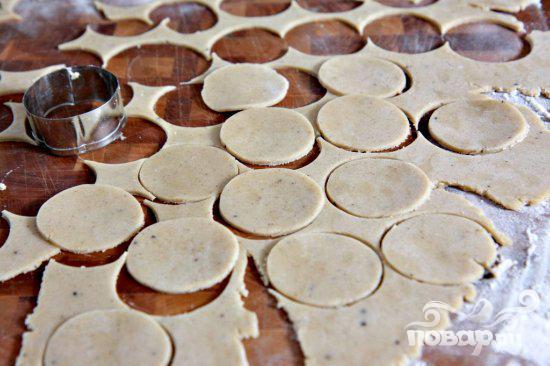 Пряное печенье с апельсиновым кремом - фото шаг 6