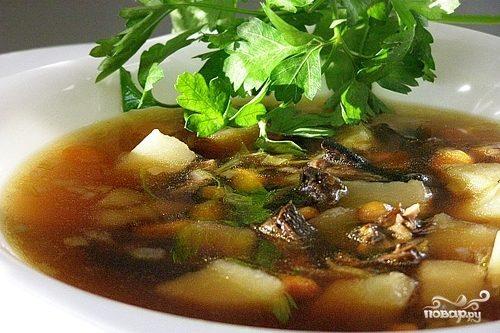 крем суп из чечевицы в мультиварке рецепты