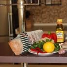 Рецепт Острые бутерброды с креветками