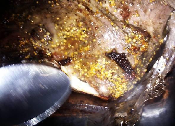 Баранья ножка в рукаве - фото шаг 3