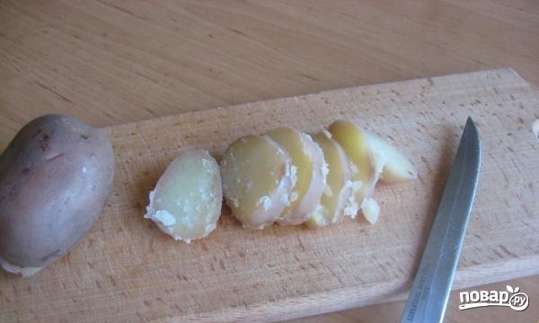 Палтус, запеченный в духовке - фото шаг 2