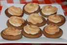 Песочное печенье с безе