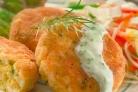 Котлеты из кабачков и картофеля