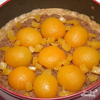 Пирог с грецкими орехами и абрикосами - фото шаг 5