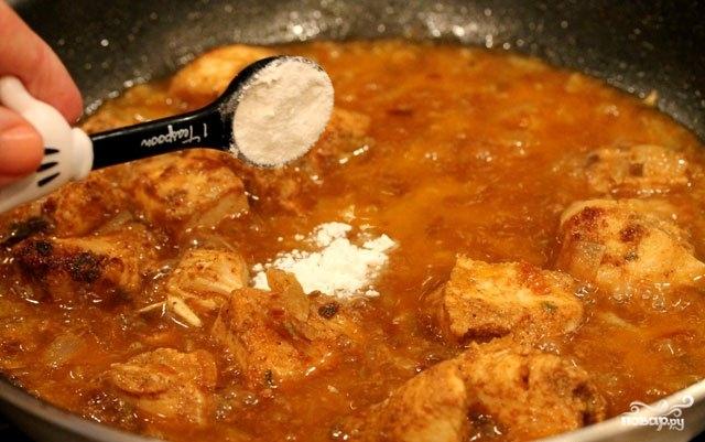 Курица по-мексикански - фото шаг 6