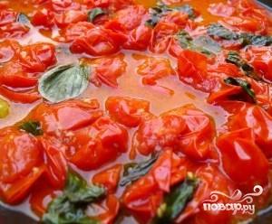 Соус из помидоров черри - фото шаг 4