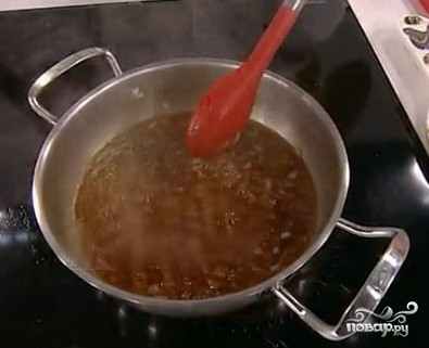 Ребрышки в сладком соусе - фото шаг 7