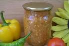 Аджика острая из помидоров и чеснока
