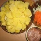 Рецепт Картошка с тушенкой