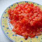 Рецепт Маленький овощной омлет