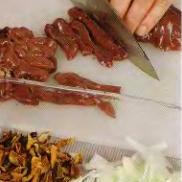 Патиссоны фаршированные печенью индейки - фото шаг 2