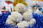 """Рождественское печенье """"Снежки"""""""