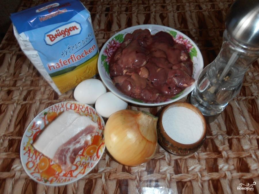 Как приготовить печеночные котлеты