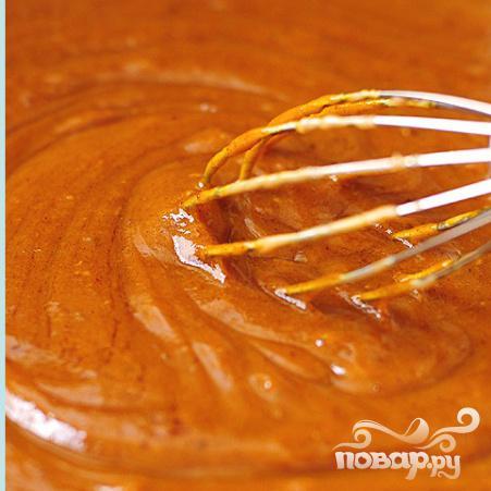 Курица в ореховом соусе - фото шаг 7