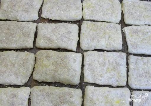 Слойки с сулугуни - фото шаг 6