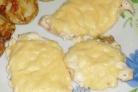 Куриная грудка в духовке с сыром