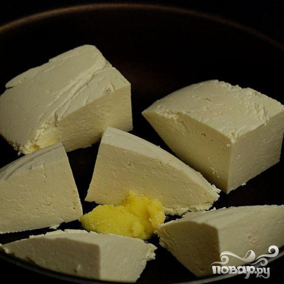 Домашний сыр Панир - фото шаг 9