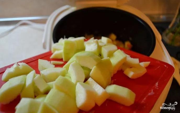 Рагу овощное с фаршем - фото шаг 8