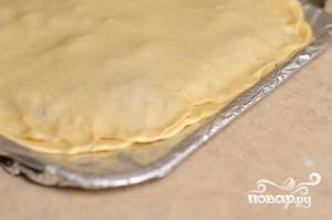 Мясной пирог с картофелем - фото шаг 8