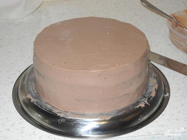 Ванильный бисквит  - фото шаг 6