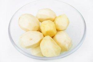 Ньокетти из картофельного пюре - фото шаг 1