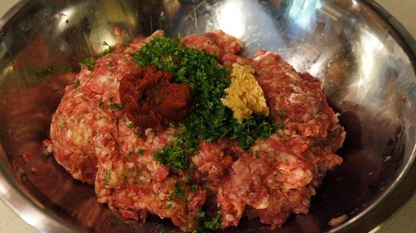 Рецепт Тефтели в духовке с сыром