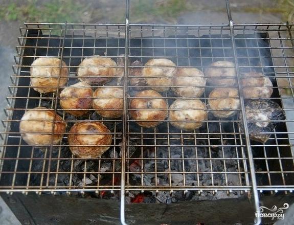 Как быстро все приготовить на мангале