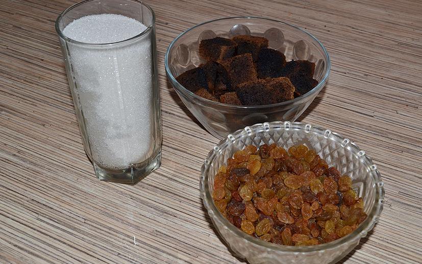квас без дрожжей с суслом рецепт приготовления