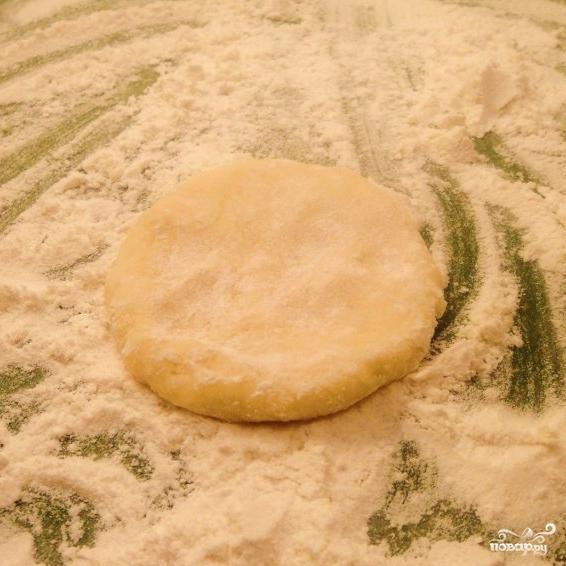 Пирожки с курицей и картошкой - фото шаг 15