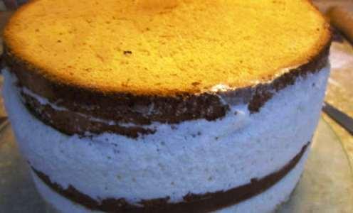 "Торт ""Корзина"" - фото шаг 14"