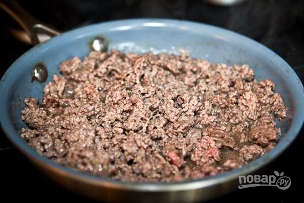Макароны с говядиной - фото шаг 1