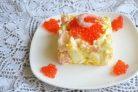 Королевский салат на день рождения
