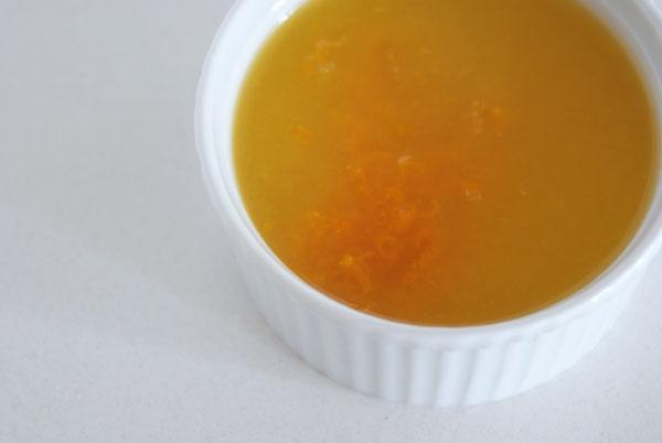 Апельсиновое печенье - фото шаг 3