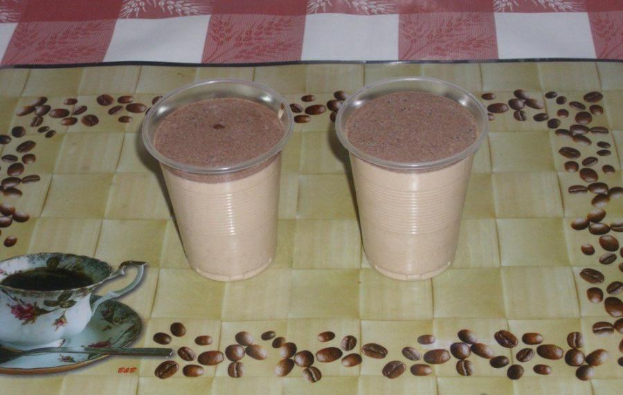 Мороженое в стаканчике - фото шаг 2