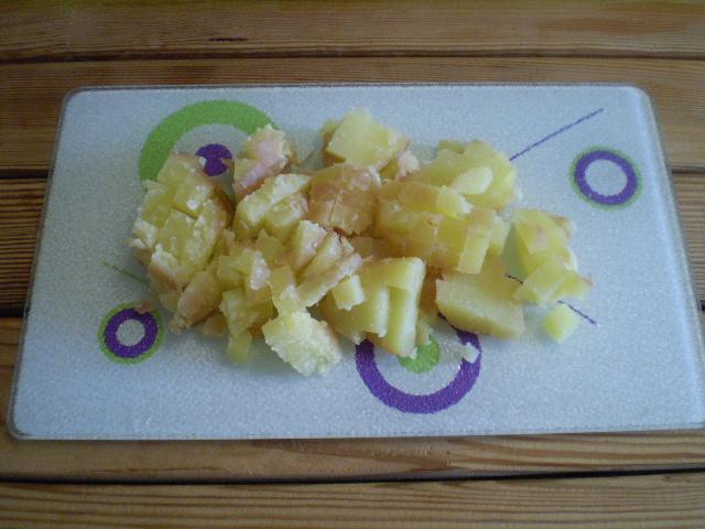 Салат к праздничному столу - фото шаг 2
